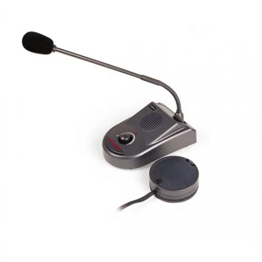 Intercomunicador de guiché Fonestar GM-20P